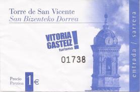 Torre de San Vincente